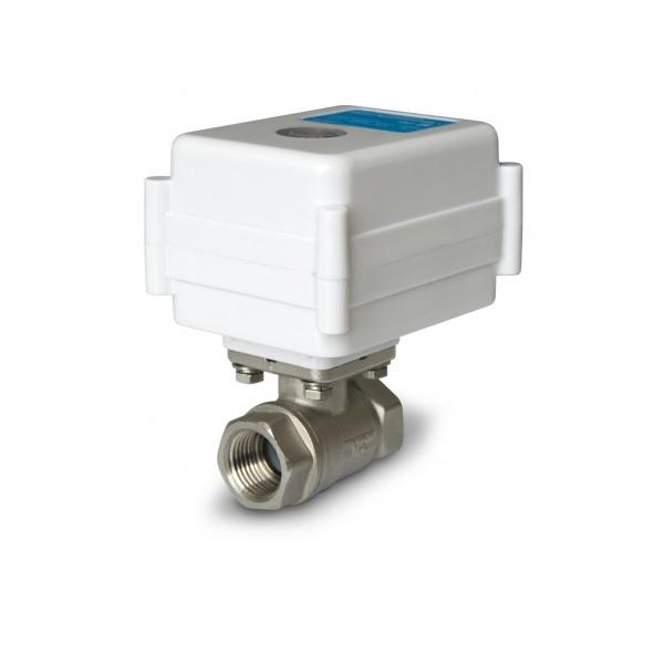 Кран с электроприводом Neptun Кран с электроприводом Neptun AquaControl 220В 1 кран с электроприводом neptun кран с электроприводом neptun aquacontrol 220в ½