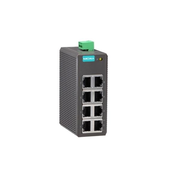 Коммутаторы до 100Mbps MOXA MOXA EDS-208