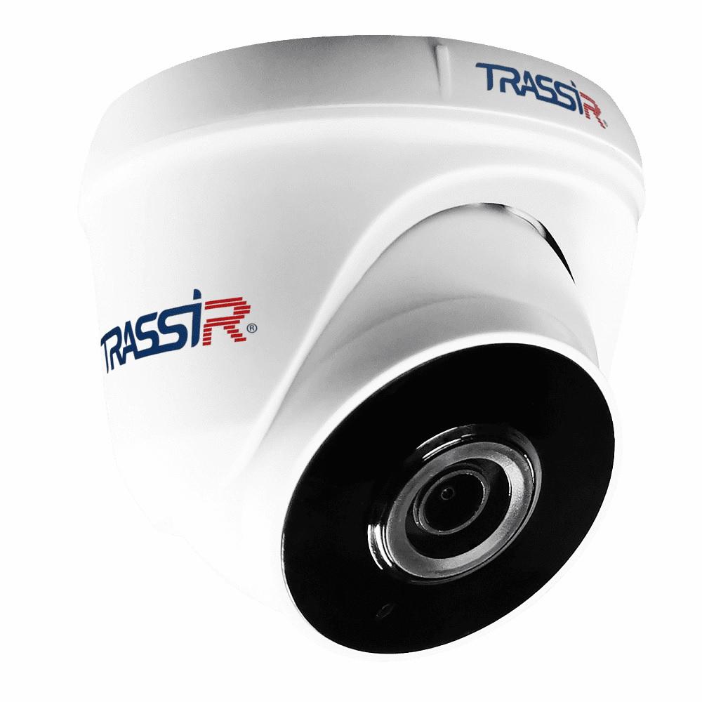 TRASSIR TR-D8121IR2W v2 (2.8 мм) Wi-Fi камера - ТД ВИДЕОГЛАЗ Москва