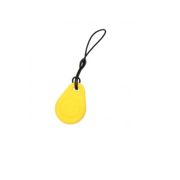 Брелок Proximity IronLogic IronLogic IL-75E силиконовый, с кольцом/резинка (желтый) брелок ironlogic il 07ek тип микросхемы em marin размеры мм 40x40x5 5 чёрный