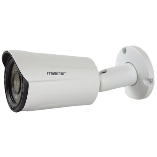 Видеокамера AHD/TVI/CVI/CVBS Master Master MR-HPN1080W видеокамера ahd tvi cvi cvbs master master mr hdnvp2wh