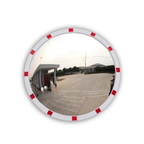 Дорожное зеркало DL DL Зеркало 630 мм уличное, со световозвращателями