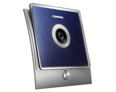 Commax DRC-4U Синий Вызывная панель видеодомофона - ТД ВИДЕОГЛАЗ Москва