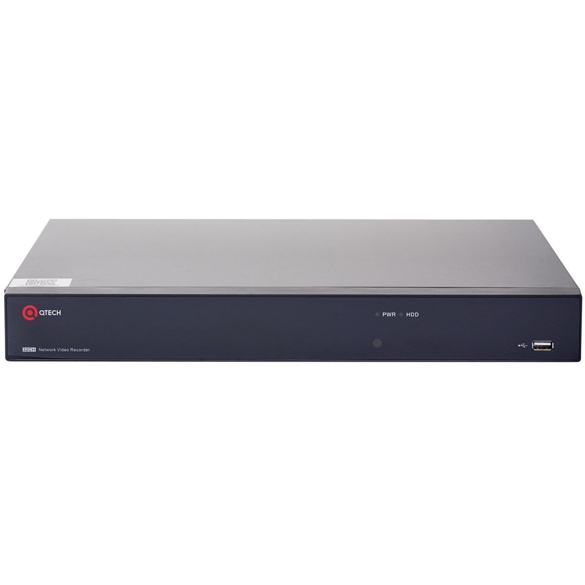 IP Видеорегистратор (NVR) QTECH QTECH QVC-NVR-232/8MP