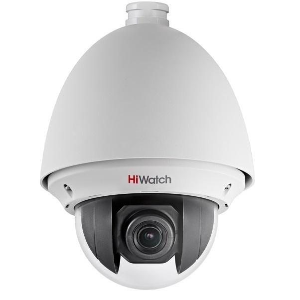 Скоростная поворотная 2Мп HD-TVI камера HiWatch HiWatch DS-T255