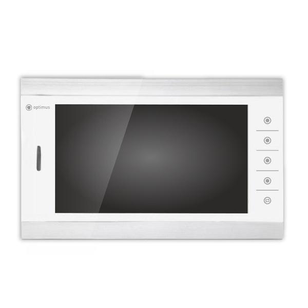 Optimus VM-10.1 (sw) 10.1 TFT LCD монитор видеодомофона - ТД ВИДЕОГЛАЗ Москва