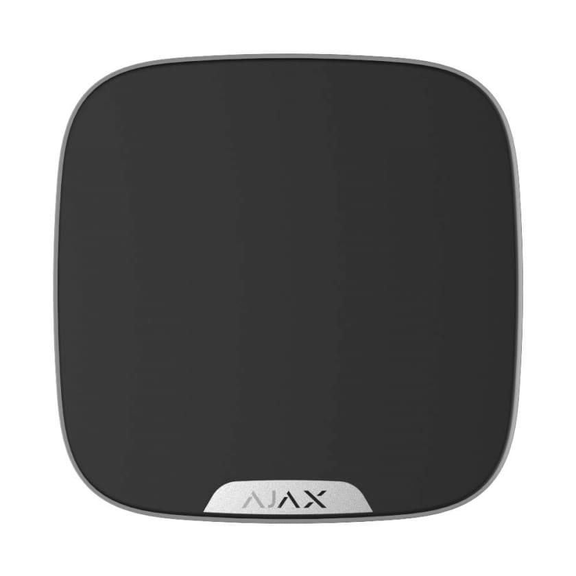 Охранная GSM система Ajax Ajax Ajax Brandplate (black) охранная gsm система ajax ajax ajax fireprotect plus white