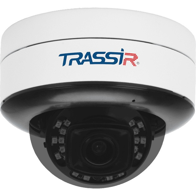 TRASSIR TR-D3122ZIR2 Купольная IP-камера - ТД ВИДЕОГЛАЗ Москва