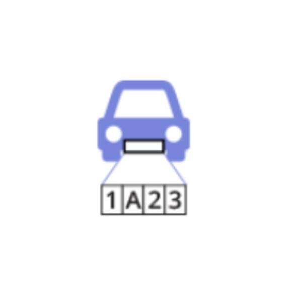 Распознавание автомобильных номеров ITV ITV ПО