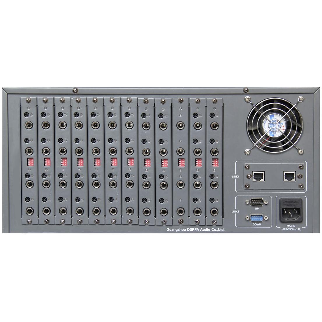 Стоечное оборудование серии MAG DSPPA MAG-6412