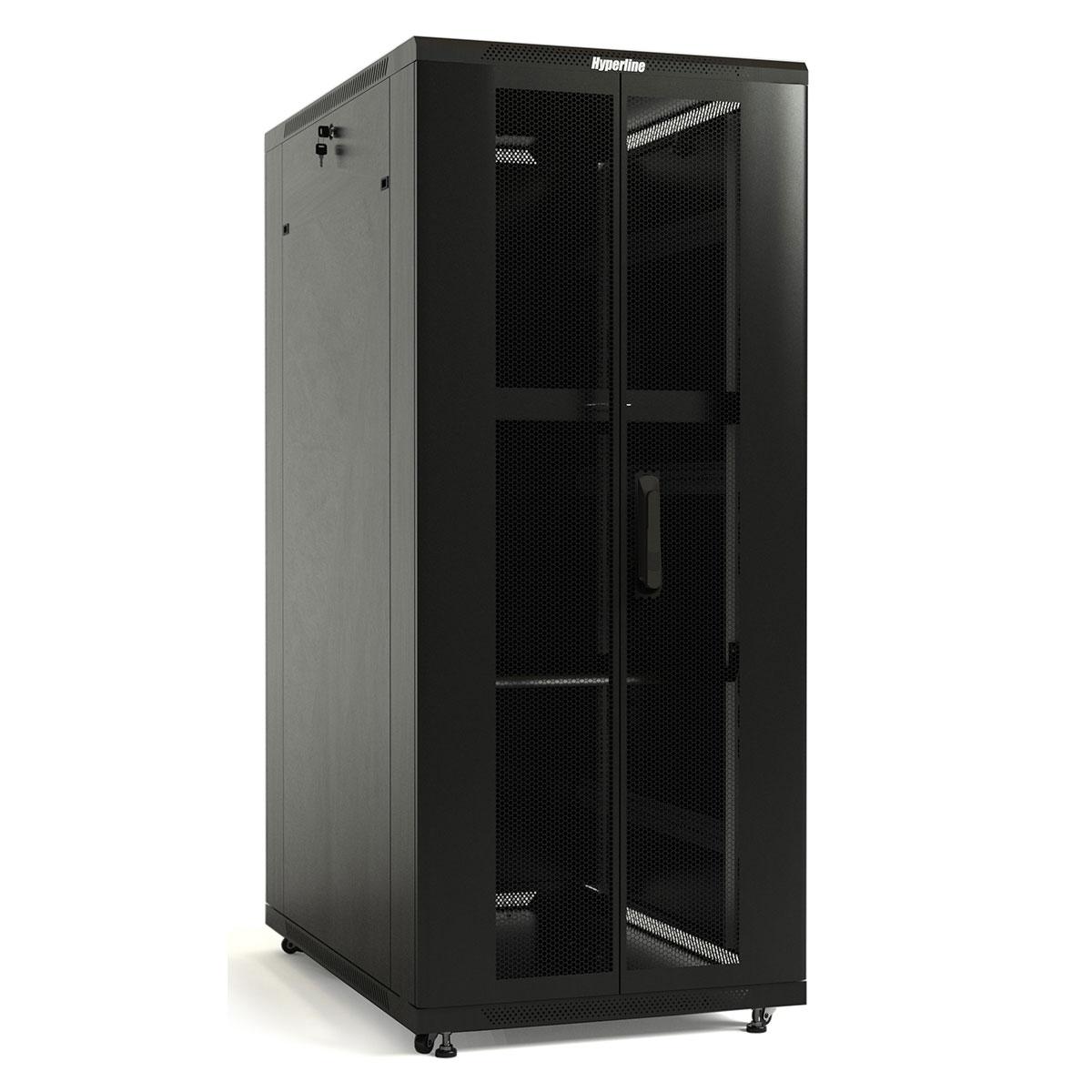 Электромонтажный шкаф/щит Hyperline Hyperline TTB-4762-DD-RAL9004