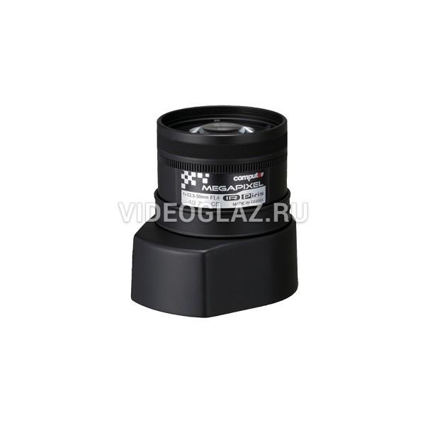 Инструкция к объективу computar 2 6mm с автодиафрагмой