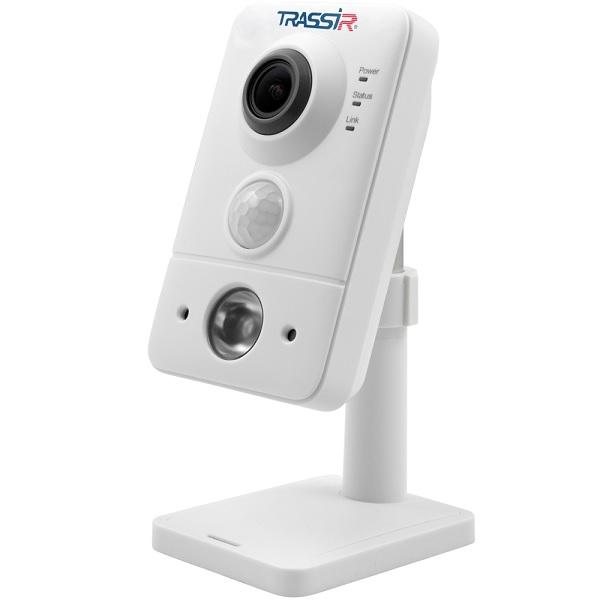 TRASSIR TR-D7121IR1W v2(2.8 мм) Wi-Fi камера - ТД ВИДЕОГЛАЗ Москва