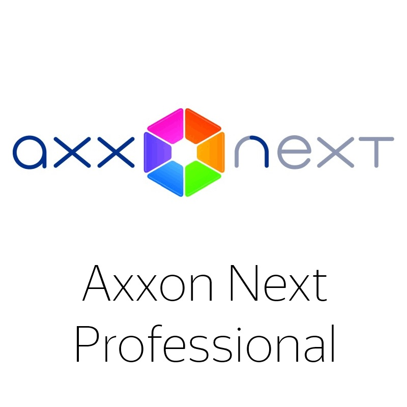 ITV ПО Axxon Next Professional - Распознавание номеров ТС ПО Axxon Next - ТД ВИДЕОГЛАЗ Москва
