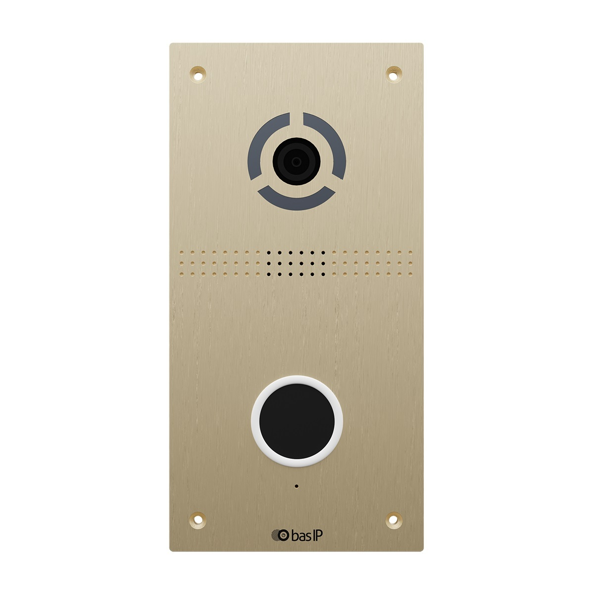 Вызывная панель IP-домофона BAS-IP BAS-IP AV-05FD Gold