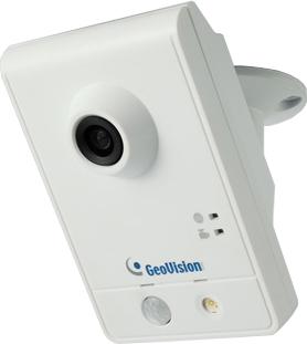 Миниатюрная IP-камера Geovision Geovision GV-CAW220 ip камера уличная geovision geovision gv ebl3101