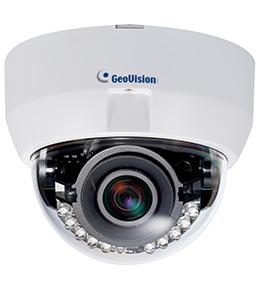 Купольная IP-камера Geovision Geovision GV-EFD2101 ip камера уличная geovision geovision gv ebl3101