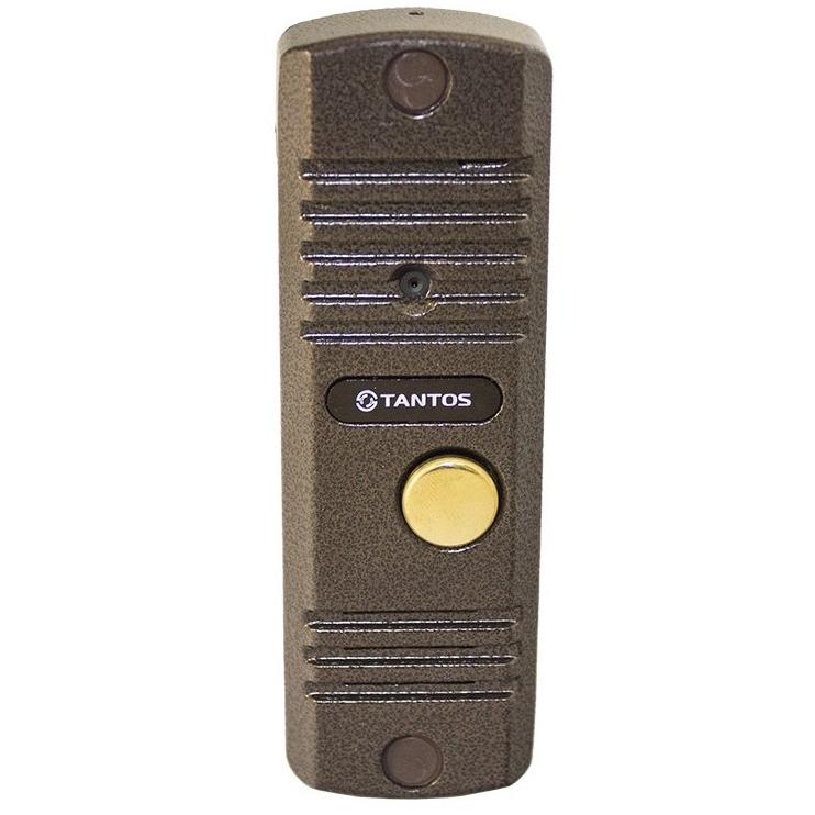 Вызывная панель видеодомофона Tantos Tantos Walle + HD(медь)