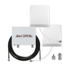 Компания «Видеоглаз» предлагает комплекты для усиления сотового сигнала