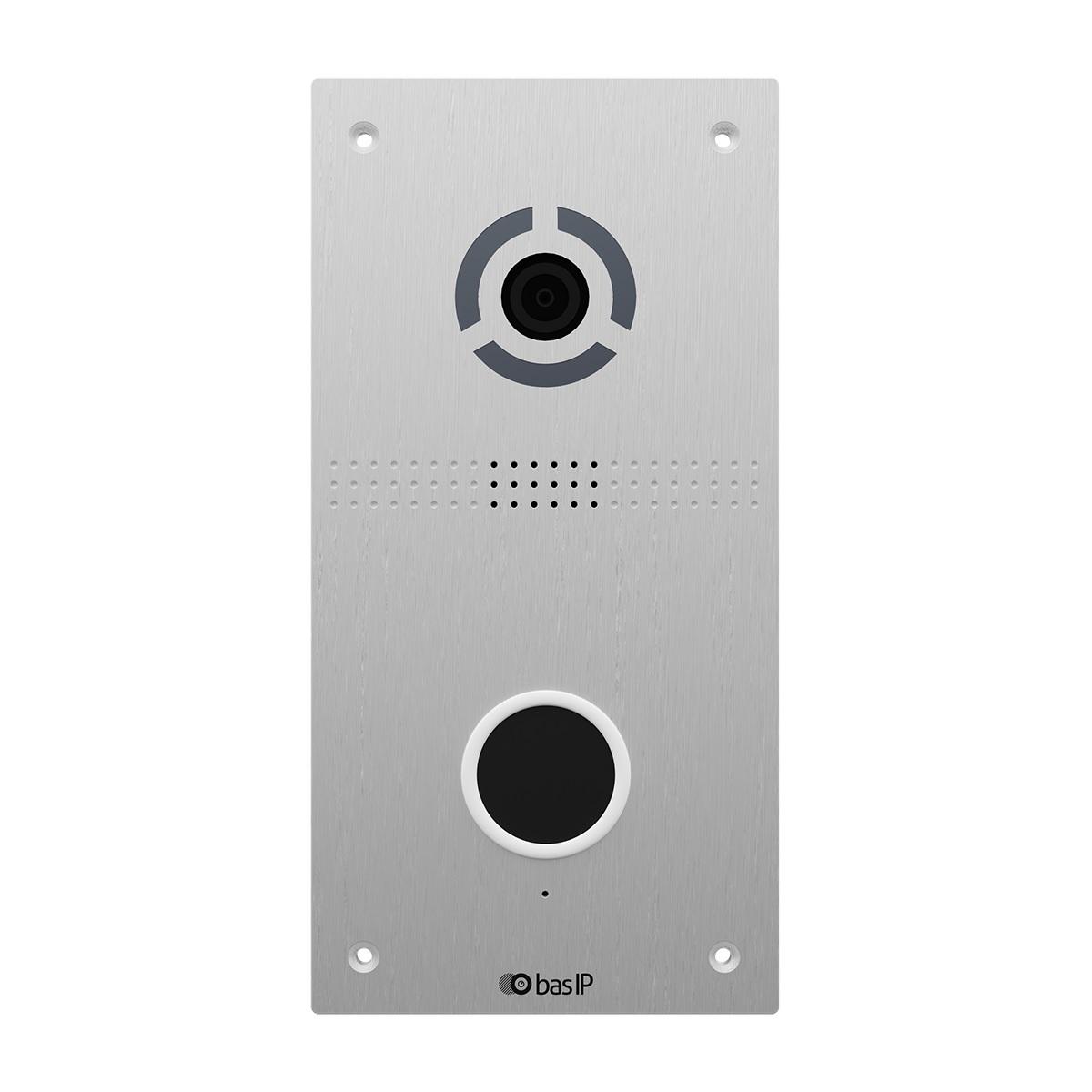 Вызывная панель IP-домофона BAS-IP BAS-IP AV-05FD Silver