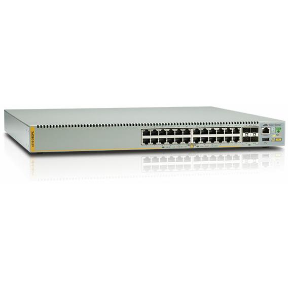 Коммутаторы до 1000Mbps Allied Telesis AT-x510-28GSX-50