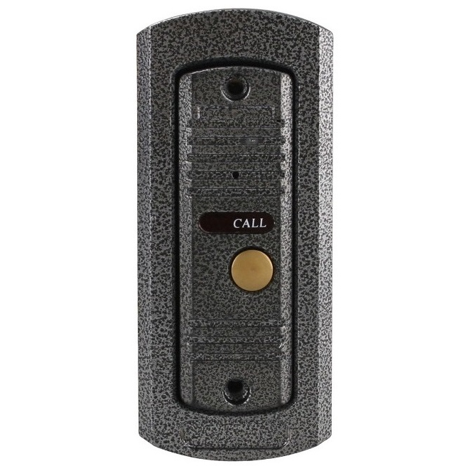 Фото - Вызывная панель видеодомофона Optimus Optimus DS-420(черный) вызывная панель на 3 видеодомофона optimus optimus dsh 1080 3 белый