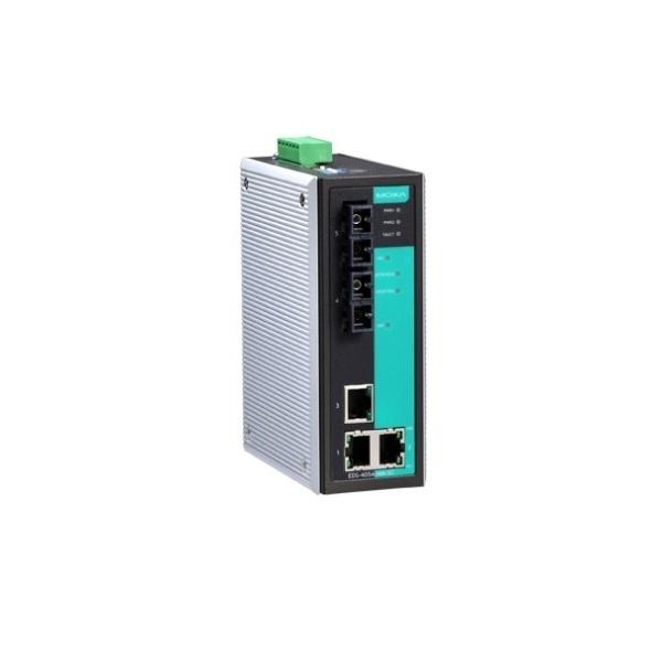 Коммутаторы до 100Mbps MOXA MOXA EDS-405A-MM-SC