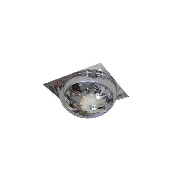 Зеркало сферическое обзорное DL DL Зеркало 600 мм, Армстронг купольное