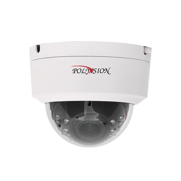 Купольная IP-камера Polyvision Polyvision PDL1-IP4-V12MPA v.5.1.8