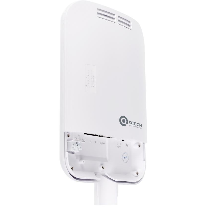 Коммутаторы POE QTECH QTECH QSW-1500-5E-I-AC