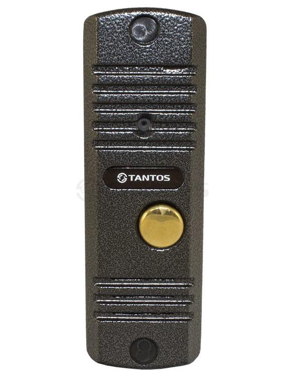 Вызывная панель видеодомофона Tantos Tantos Walle + HD(серебро)