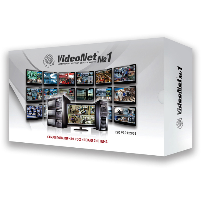 Фото - Компонент системы VideoNet VideoNet VideoNet SM-Web Client windows web