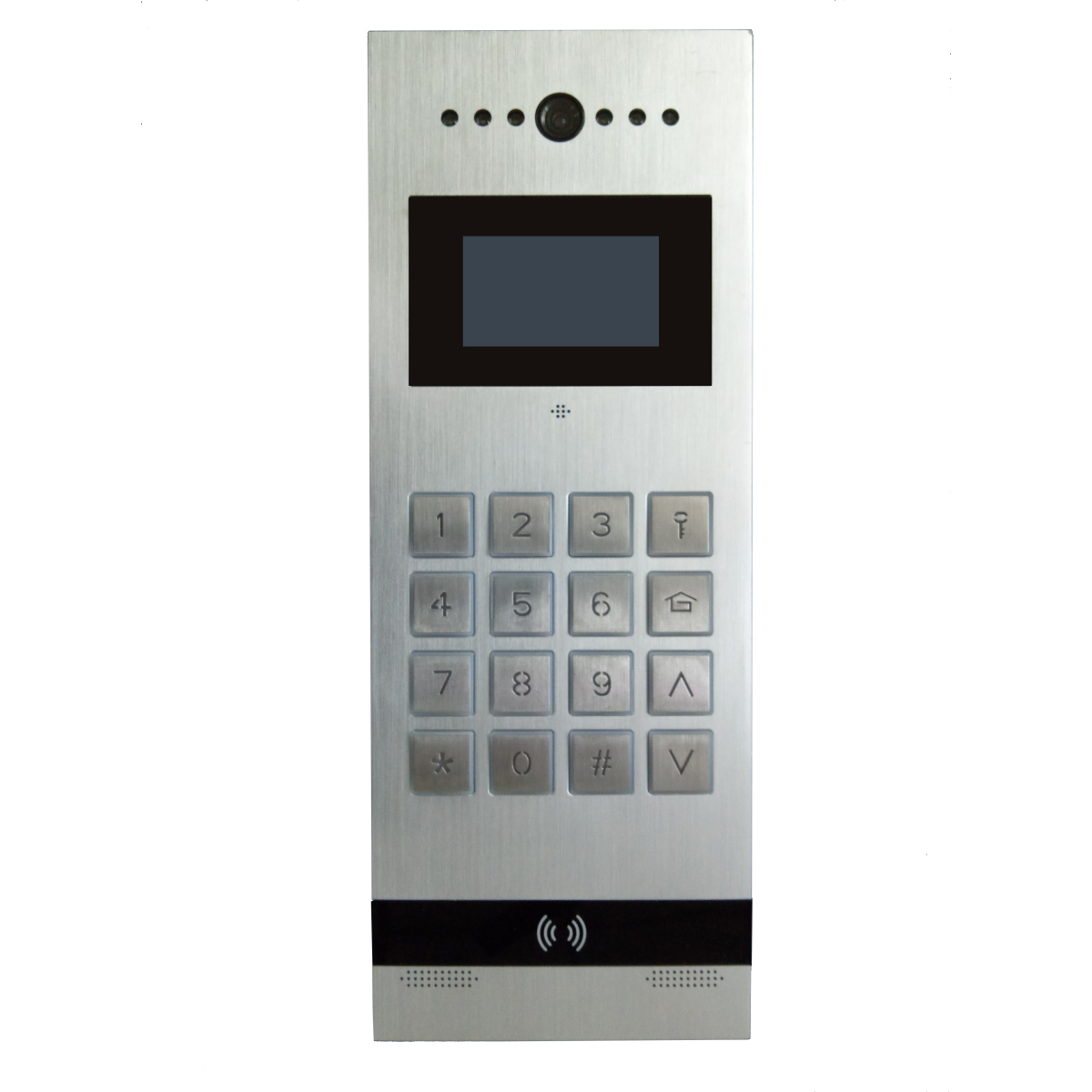 Вызывная панель видеодомофона Tantos Tantos TS-VPS-MF lux WG