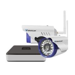 Комплекты видеонаблюдения в ассортименте