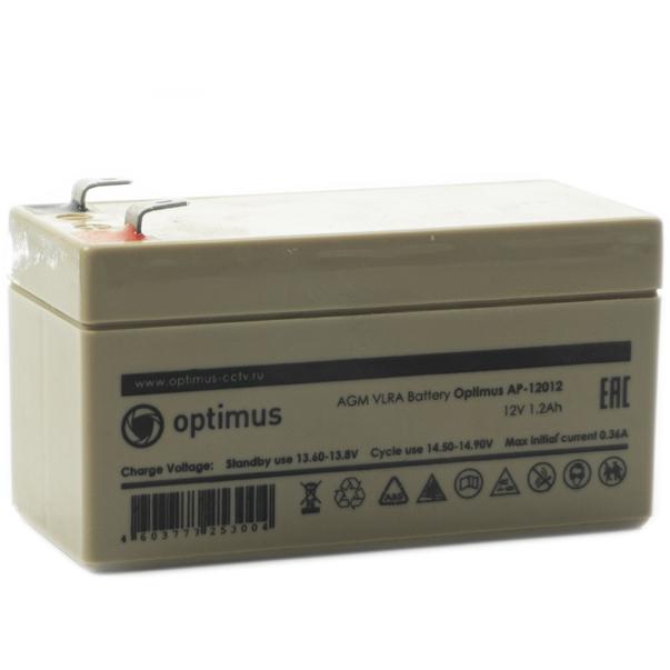 Аккумулятор Optimus Optimus AP-12012