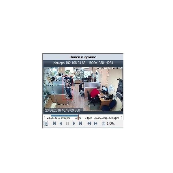 ПО Altcam AltCam AltCam «Обнаружение саботажа»
