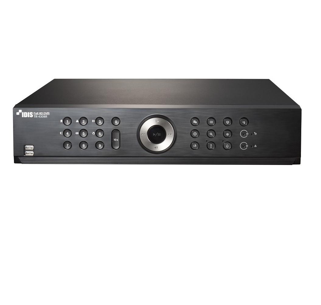 Видеорегистратор гибридный IDIS IDIS TR-4308R