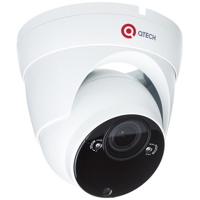 Видеокамера AHD/TVI/CVI/CVBS QTECH QTECH QVC-AC-202VS (2,8-12)