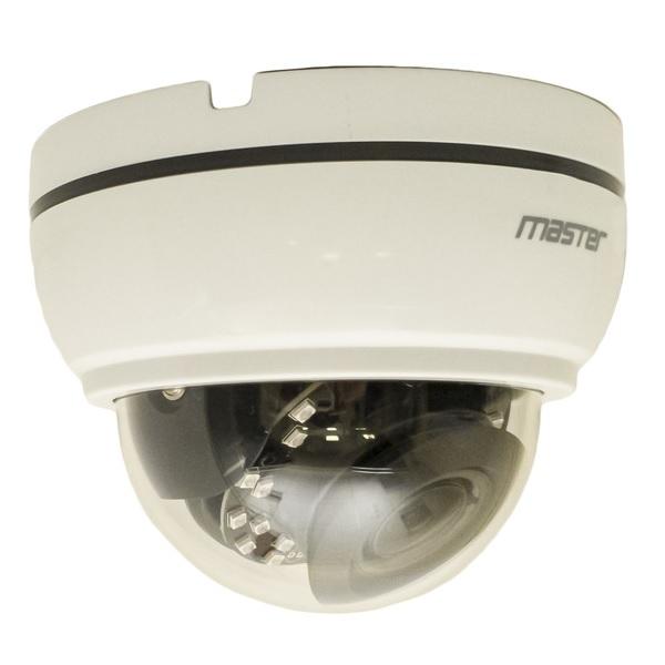 Видеокамера AHD/TVI/CVI/CVBS Master Master MR-HDNVP2WH видеокамера ahd tvi cvi cvbs master master mr hdnvp2wh