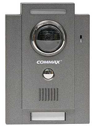 Вызывная панель видеодомофона Commax Commax DRC-4CHC NTSC