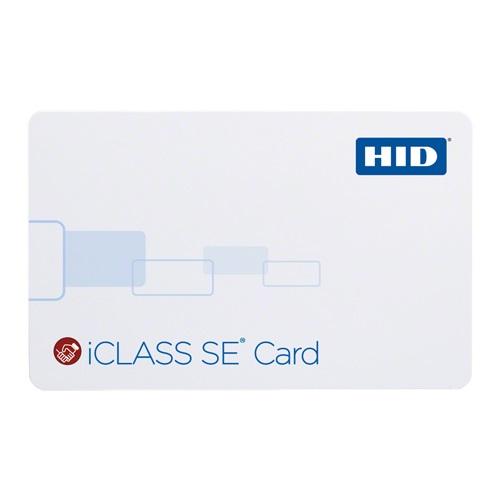 Карта iClass HID HID iC-3001