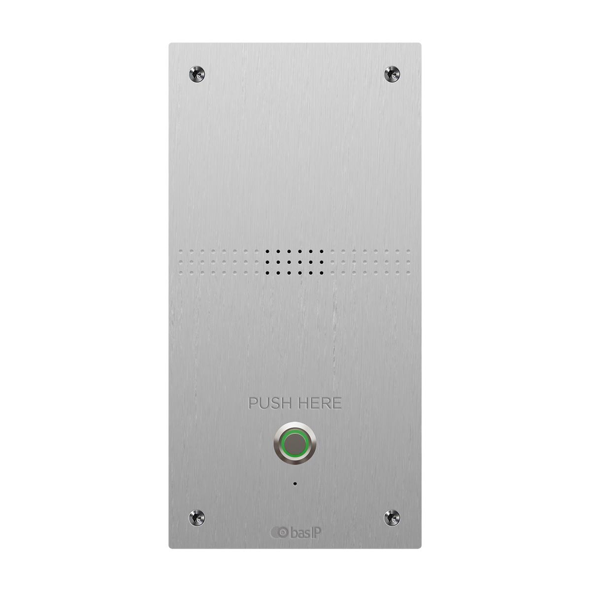 Вызывная панель IP-домофона BAS-IP BAS-IP AV-04AFD Silver