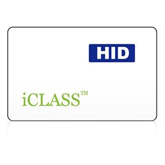 Карта iClass HID HID iC-2062