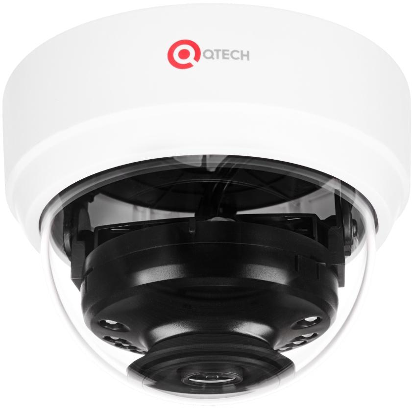 Видеокамера AHD/TVI/CVI/CVBS QTECH QTECH QVC-AC-403D (2.8)