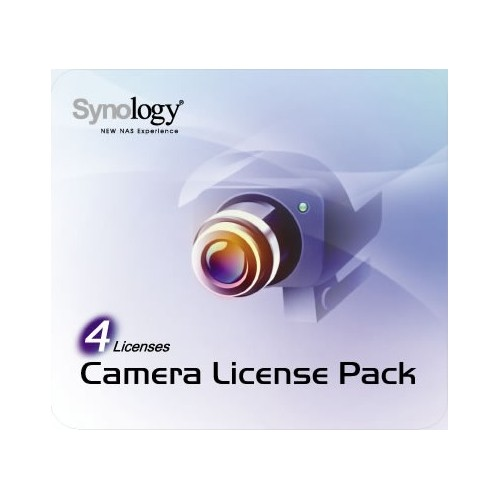 Synology Synology License Pack 4