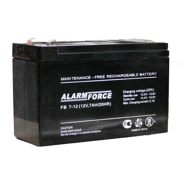 Аккумулятор АКБ АКБ 12В 7 А