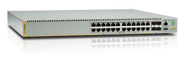 Коммутаторы до 1000Mbps Allied Telesis AT-x510-28GTX-50