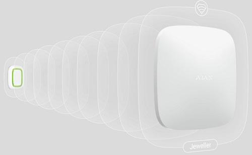Беспроводная кнопка Ajax купить