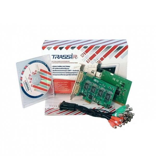 ПО для IP видеокамер и видеосерверов TRASSIR DuoStation AF 16 - AF+Bolid