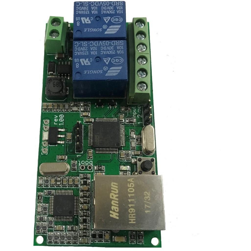 ПО VIDEOTRONIC Ethernet контроллер УСК-04